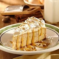 OMG I THINK I FOUND MY FAVORITE - Olive Garden Pumpkin Cheesecake Recipe