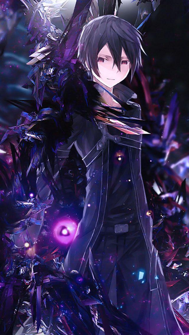 Kirito Anime Anime Hintergrundbilder Anime Figuren