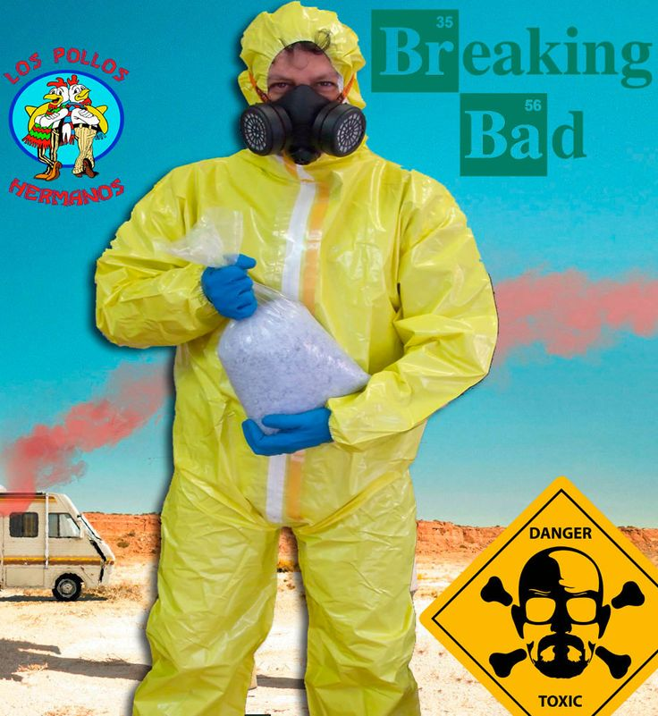 Disfraz Breaking Bad. Walter White