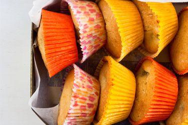 Rhubarb muffins – Recipes – Bite