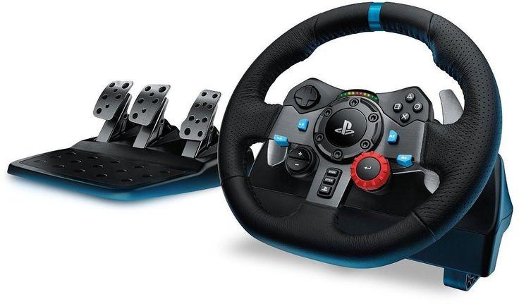 Für alle Zocker! Bei amazon bekommt ihr heute wieder ein paar Logitech Gaming Produkte zu einem guten Preis, so zum Beispiel das G29 Racing Lenkrad für 199,99€ - der geizhals.at Vergleichspreis liegt bei 254,98€!   #Amazon #Computer #Computerspiele #Elektronik #Gaming #Logitech