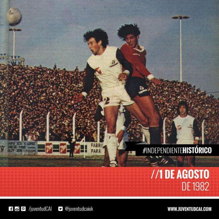 #IndependienteHistorico Con goles de Giusti y Morete, #Independiente derrota por 2-0 a Platense en Vicente López.