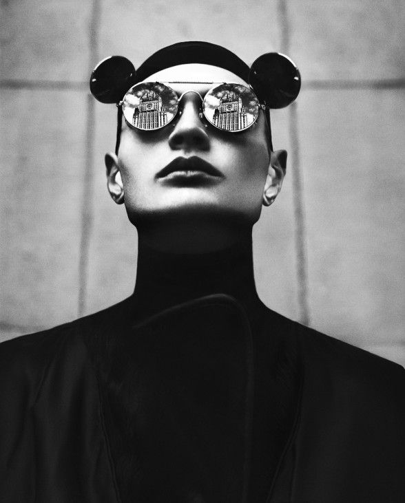 Fashion noir, dark and cinematic photography from Elizaveta Porodina | Photography | HUNGER TV