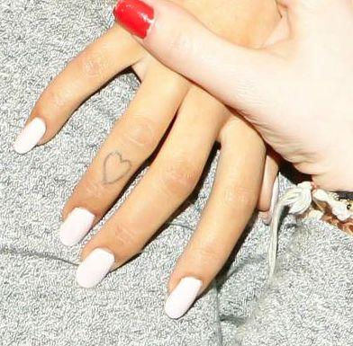 Tattoos - Ariana Grande Wiki - Wikia