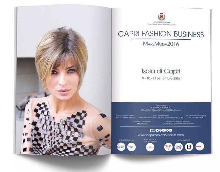 Cristina Chiabotto | Capri Fashion Business - MareModa 2016
