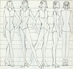 25+ best ideas about Fashion design template on Pinterest ...