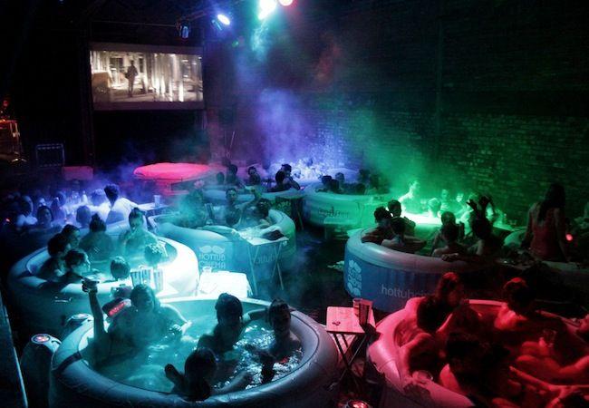 Hot Tub Cinema   London Pop-Ups: http://magazine.hg2.com/the-top-10-london-pop-ups-this-winter/
