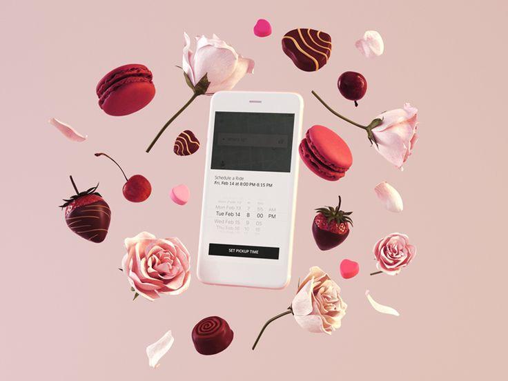 Uber: Valentines Day / Flowers