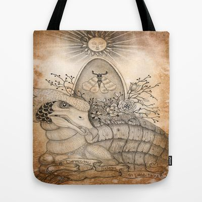 Materia II Tote Bag by Linsay Blondeau  - $22.00