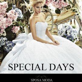 Sposa Moda Special Days!