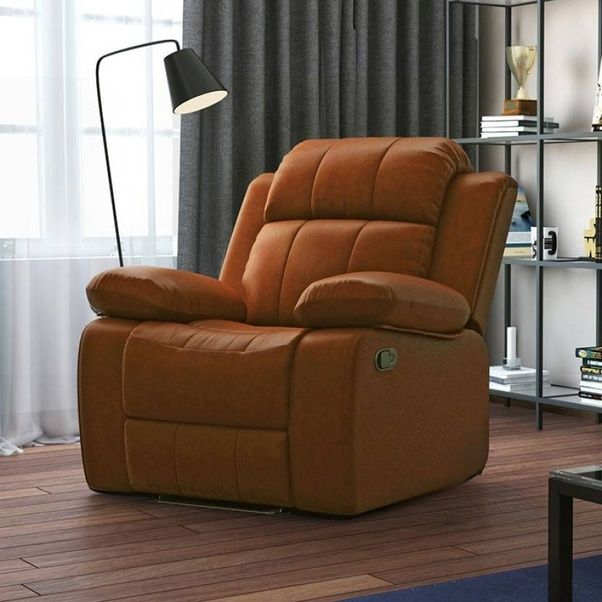 10 Best Leather Recliners With Cup Holders In 2020 Leather Recliner Black Leather Upholstery Recliner