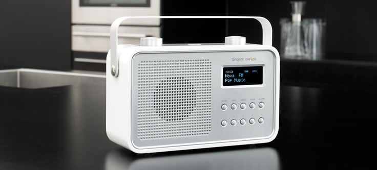 Tangent - DAB 2go portable DAB+ radio
