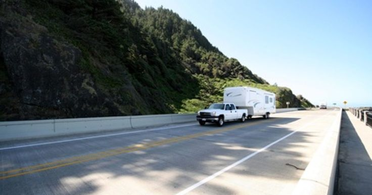 A travel trailer allows you to carry some of the comforts of home with you into remote areas. Travel trailers usually include sleeping space, a dining area, cooking facilities and an icebox or refrigerator. While you can carry more in a travel trailer than you can in a backpack or trunk of a car, storage space is still at a premium, so you need to...