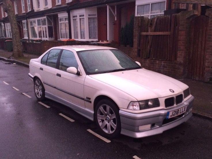 eBay: RARE 1991 BMW 318, E36 SALOON, AUTOMATIC, FULL LEATHER, NEED LOVE , no reserve