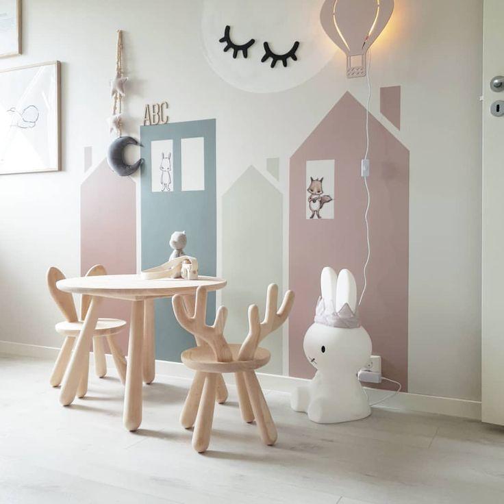 #goodmorningworld 😁😘 habe einen schönen Tag!. . #kidsroom #nordickidsliving #scandinaviankidsroom