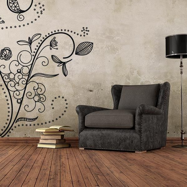92 best images about vinilos wall decals on pinterest for Vinilos pared recibidor