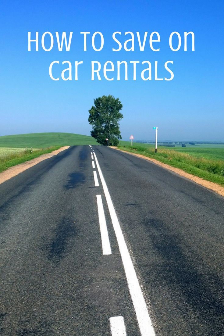 How to Save on Car Rentals - It's coming on to road trip season! Need to rent a car? Why pay more than you have to? Here's how to save on car rentals. https://solotravelerworld.com/how-to-save-on-car-rentals/