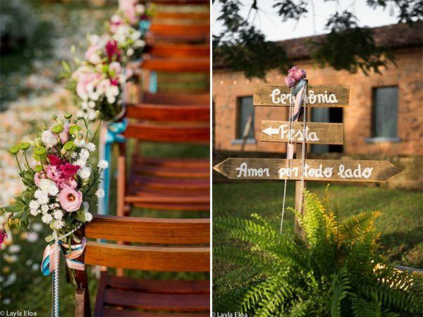 Casamento na Fazenda Vassoural | Ana + Leandro | Vestida de Noiva | Blog de Casamento por Fernanda Floret