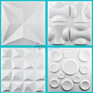 A10901 - 3D PVC Wall Panel Sample