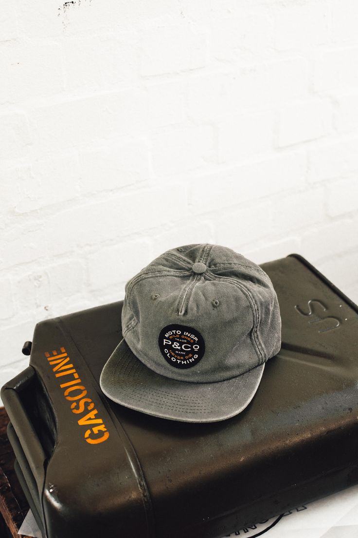P&CO | The Wild One TM 5 panel cap