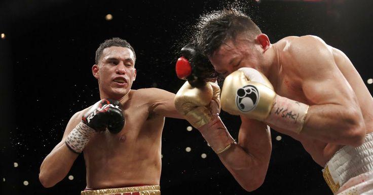 Fight Night: David Benavidez #allthebelts #boxing