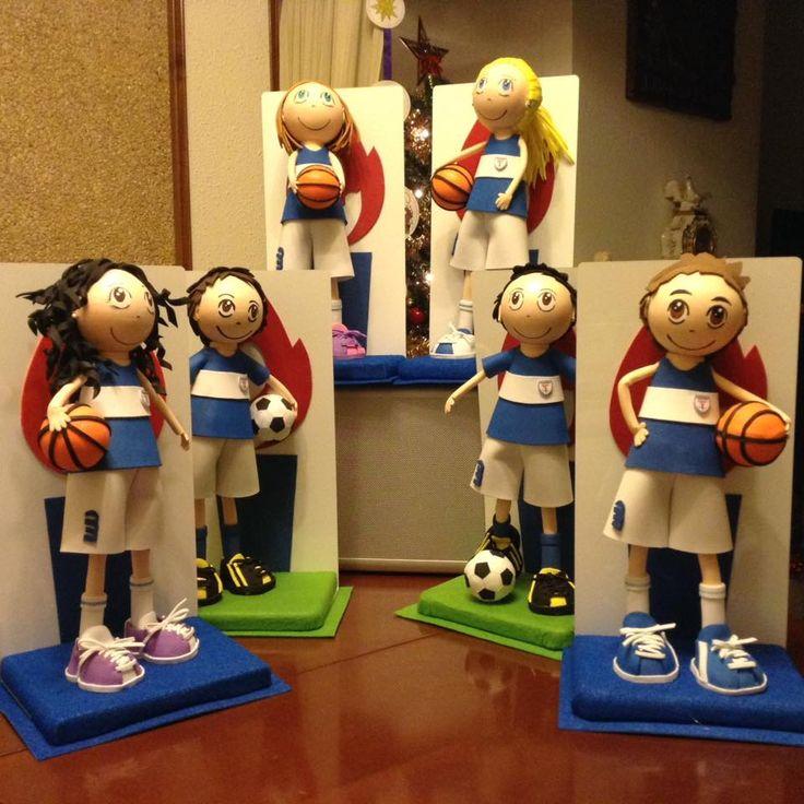 Equipo baloncesto Marias. Masquefofuchasbyjudith