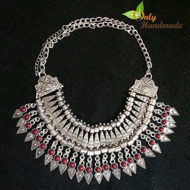 European Tribal Necklace