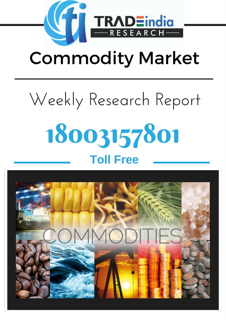 Commodity #market weekly #research report for 24th to 28th April 2017  https://www.slideshare.net/TRadeIndiaResearch/commodity-market-weekly-research-report-for-24th-to-28th-april-by-tradeindia-research