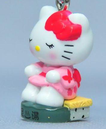 HELLO KITTY /  Atami footbath  JAPAN