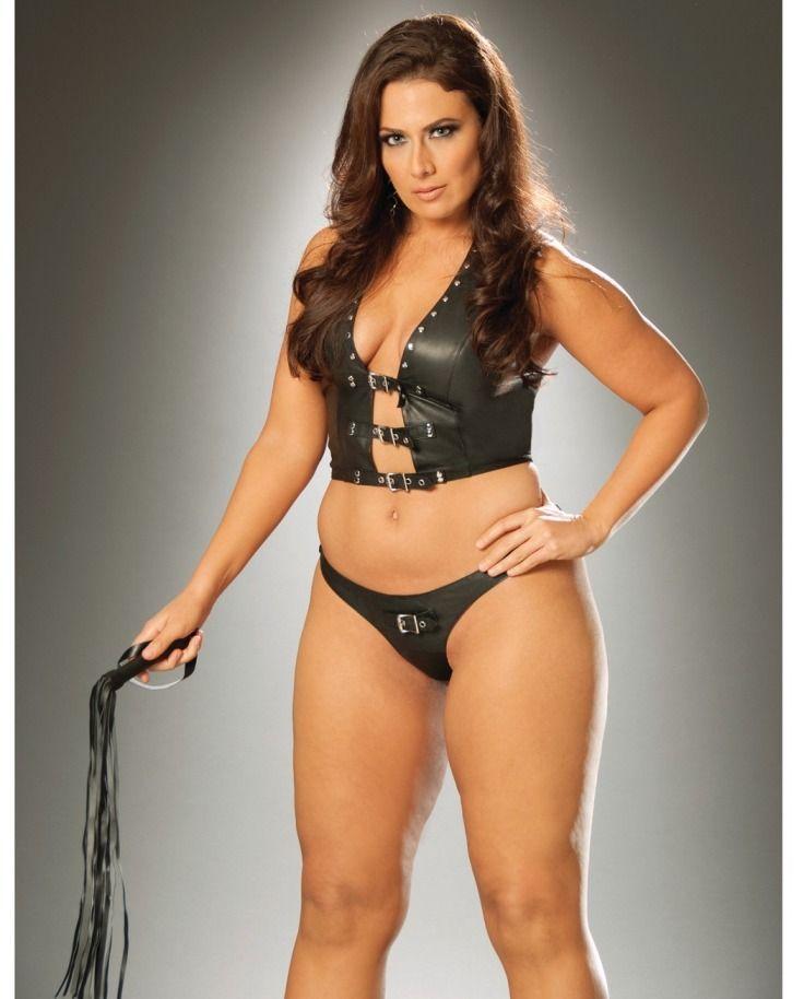 womens lingerie model
