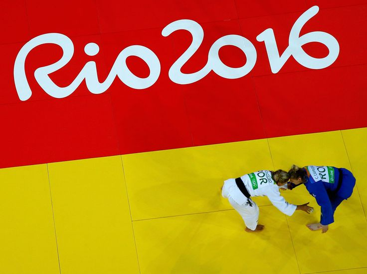 Finalmente, o grande dia olímpico de Telma Monteiro - PÚBLICO