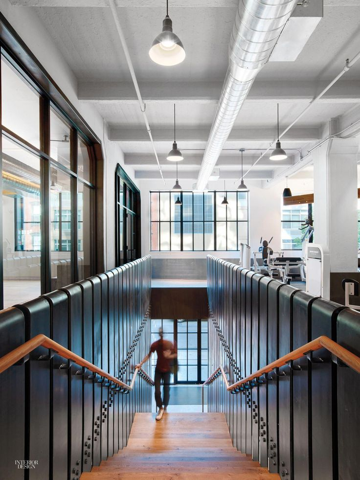 Inc Architecture Amp Design Gives An Equinox Gym The Loft