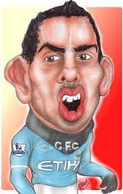 Enjoy cartoons about some football players  #footballplayers #cartoons #design