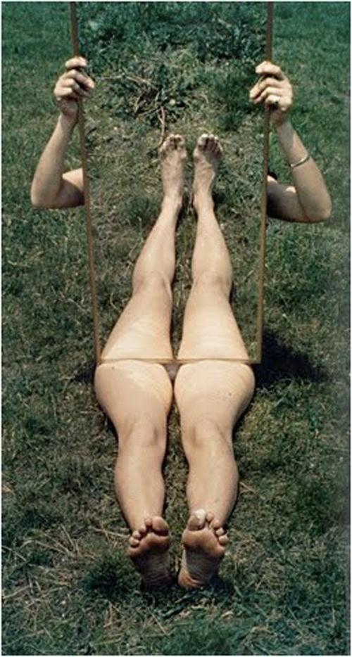 mirror piece (1969) - joan jonas
