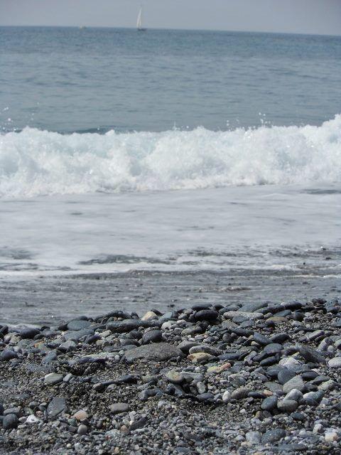 Il mar ligure di Ponente (Valeria)