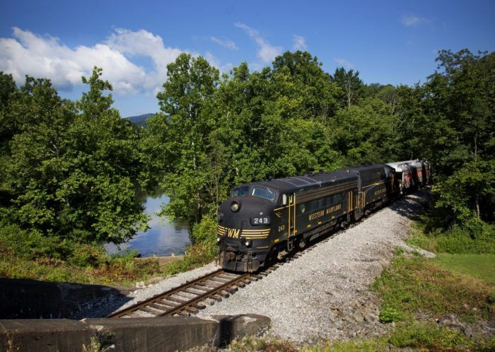 This summer, the railroad has Murder Mystery Wine Trains on June 17 and August 12.