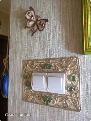 How to make a Beautiful Yarn Filigree Butterfly ?  Step by step--> http://wonderfuldiy.com/wonderful-diy-beautiful-yarn-filigree-butterfly/