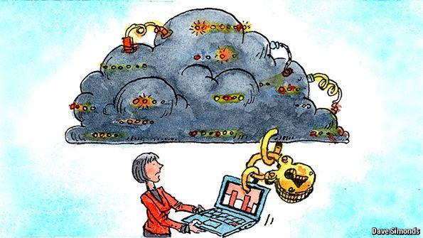 The sky's limit | The Economist