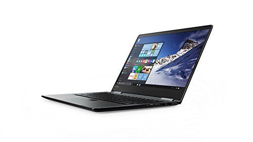 Lenovo Yoga 710-14ISK Ordinateur portable hybride tactile 14″ FHD Noir (Intel Core i7, 8 Go de RAM, 256 Go SSD, Nvidia GeForce G940MX,…