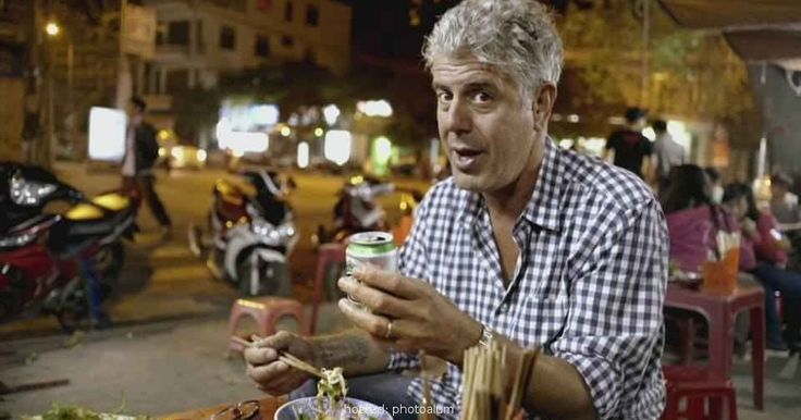 Anthony Bourdain's Best Quotes On Drinking