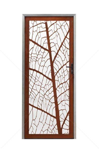 201 best images about laser cut metal screns on pinterest for Indoor screen door