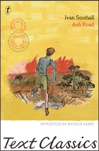 Ash Road, by Ivan Southall was published in 1966, but remains as relevant today as ever; telling the story of young people facing a bush fire threat in country Australia.