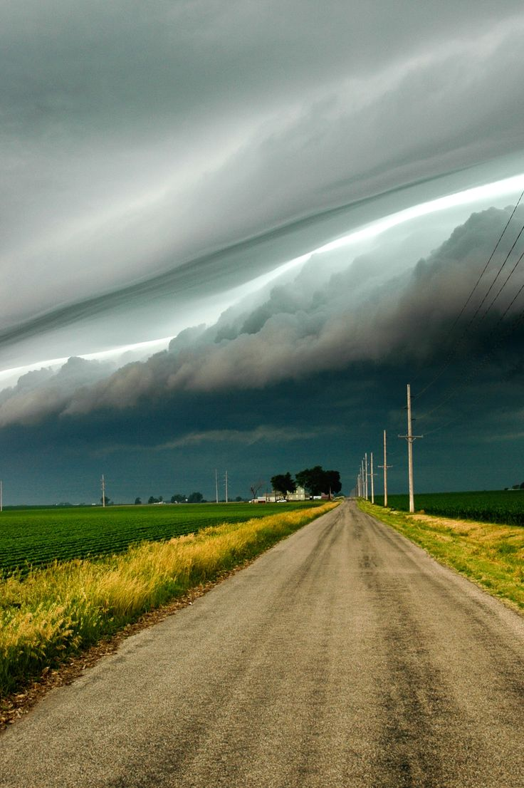 Storm! (Midwest USA) by Rachel Gardner