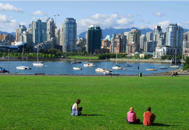TO: Stanley Park, British Columbia Canada