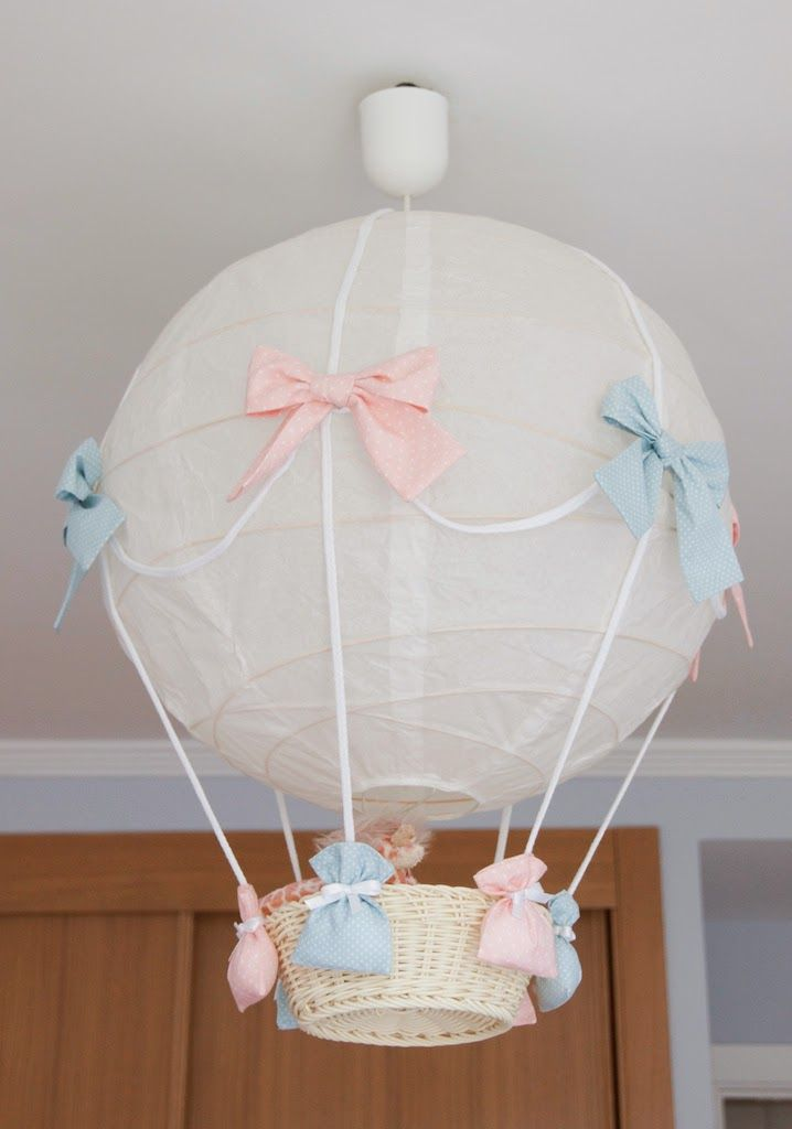 Las 25 mejores ideas sobre l mparas de globo en pinterest - Como hacer una lampara de pared ...