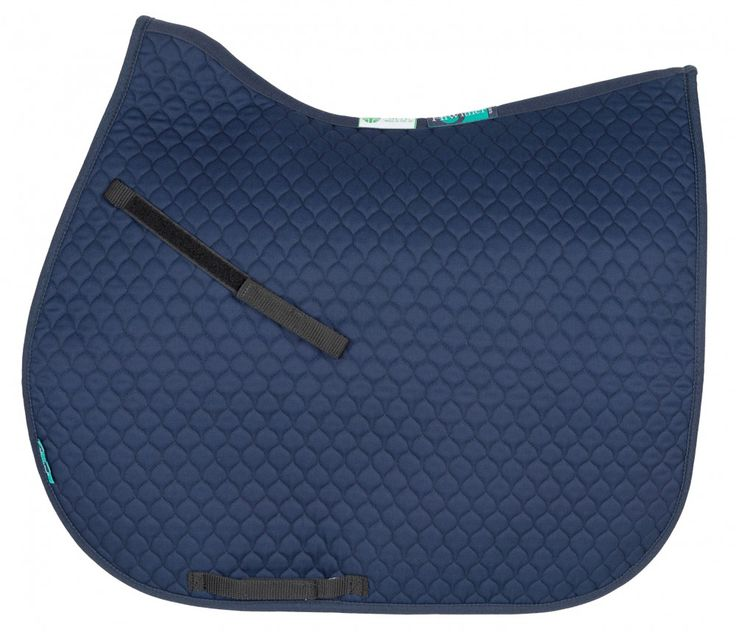 We don't just do black, white and brown! HiWither Everyday Saddlepad (SP11 GP) Navy - Griffin NuuMed