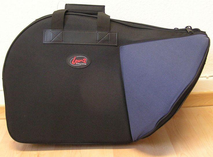 Gig-Bag Tasche für Waldhorn, Doppelhorn, French Horn Fabrikat LENZ