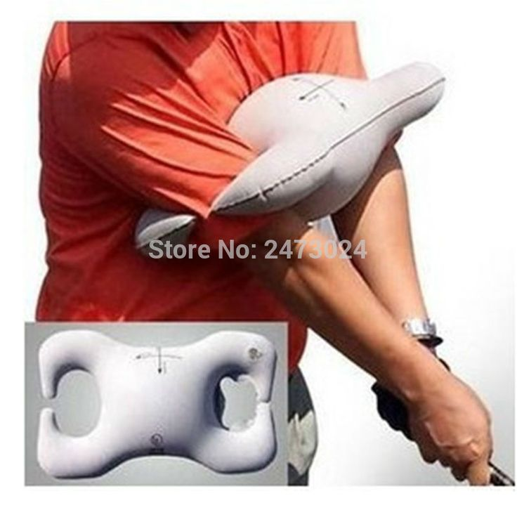 Swing Trainer Golf Trainer Inflatable Fixed Arm Swing Gesture golf swing trainer 2016 new free shipping