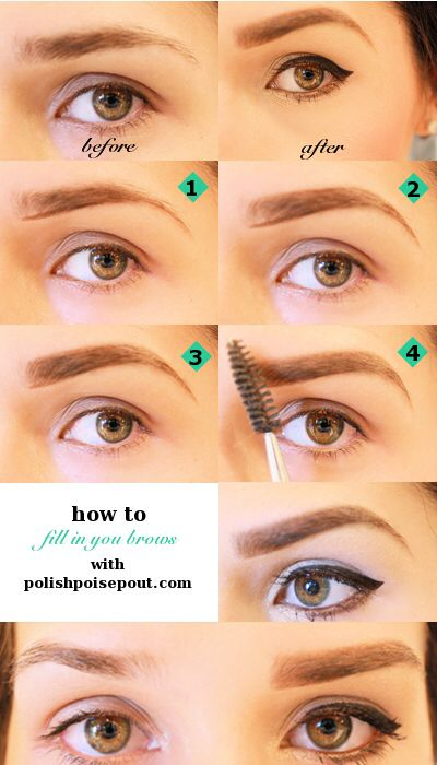 A Celebrity Makeup Artist Shares His Top Drugstore Eyebrow P