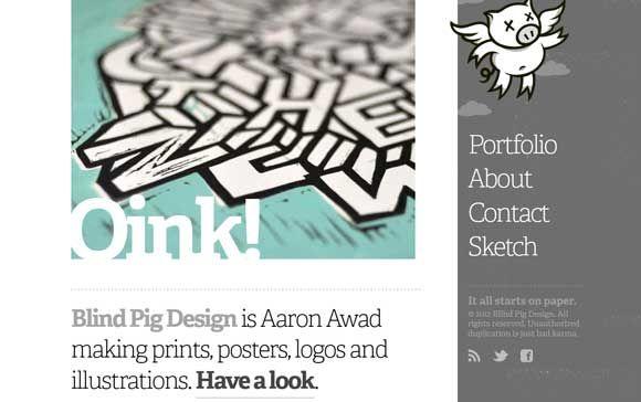 blindpigdesign.comWebdesign, Design Inspiration, Web Design, Pigs Design, Blinds Pigs, Website Design, Website Inspiration, Http Www Blindpigdesign Com, Design Website